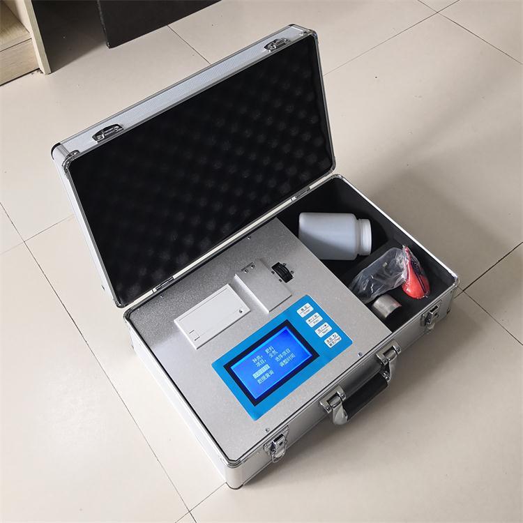 PJ-G03高智能肥料土壤养分检测仪